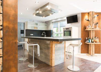 Layh Design Holzbau Küche