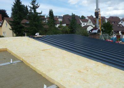 Bauflaschnerei Dach